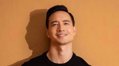 Sau khi trở thành ông bố hai con, Kim Lý ngày càng phong độ và lịch lãm