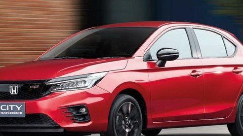 Honda City Hatchback chính thức trình làng