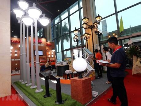 Triển lãm quốc tế Vietbuild Hà Nội 2020 quy tụ gần 1.200 gian hàng