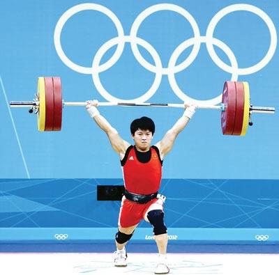Trần Quốc Toàn là chủ nhân Huy chương đồng Olympic 2012