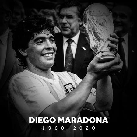 Diego Maradona - Nhớ mãi một huyền thoại