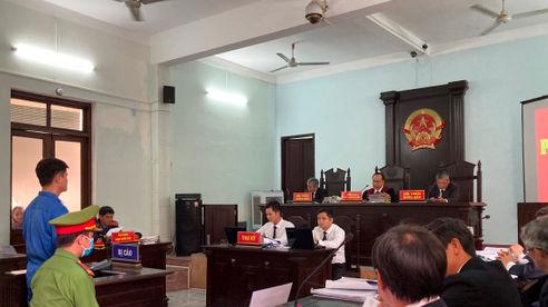 Bị cáo Lê Quang Huy Phương: 'Tôi không hiếp dâm'