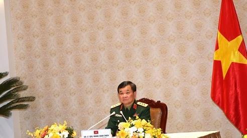 Tiếp tục đẩy mạnh quan hệ hợp tác quốc phòng Việt Nam - Anh