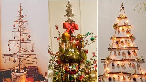 Giáng sinh 2020 cận kề, cùng cả nhà tự làm cây thông từ những nguyên liệu có '1-0-2'