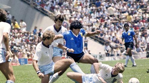 'Bàn tay của Chúa' là gì mà khiến huyền thoại bóng đá Maradona nổi danh hàng thập kỷ?