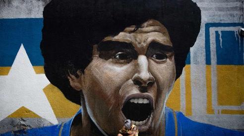 Người hâm mộ Maradona: 'Ông ấy sẽ sống mãi'