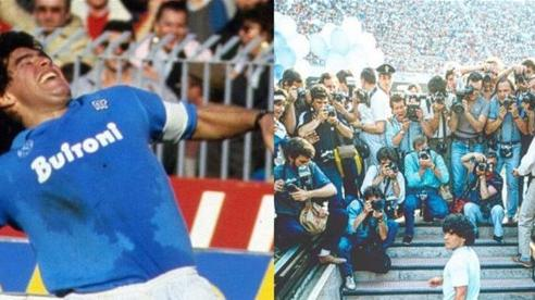 Maradona vang khắp nơi, MU 'bay' cùng Fernandes