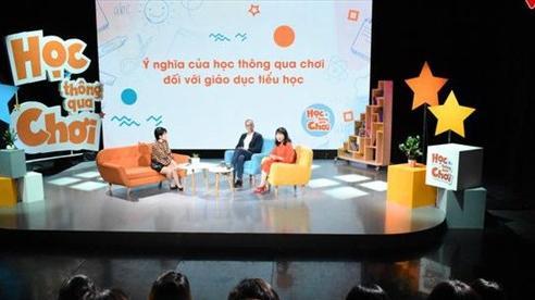 Tọa đàm Học và Chơi, EduTalk số đặc biệt lên sóng VTV7