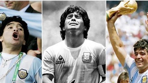 Diego Maradona: Tài năng, nước mắt và vinh quang