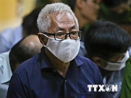 Đại án Ngân hàng Đông Á: Trần Phương Bình lần thứ 2 nhận án chung thân