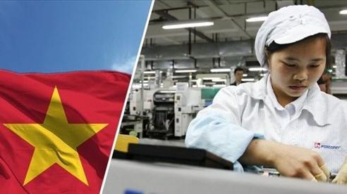 Foxconn sẽ sản xuất linh kiện iPad, MacBook ở Việt Nam