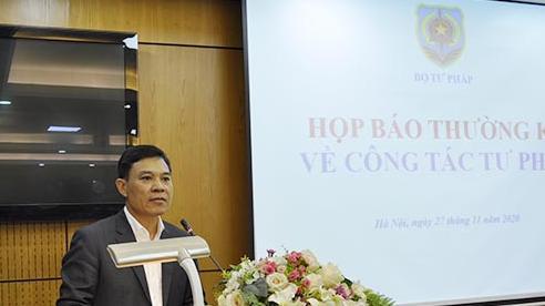 Bộ Tư pháp đã bãi bỏ 148 thủ tục hành chính