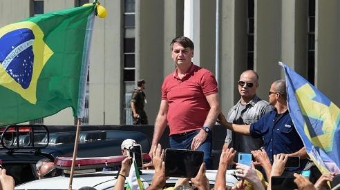 Tổng thống Brazil tuyên bố 'có quyền' không tiêm vaccine COVID-19