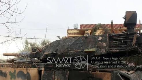 Tình hình Syria: Loạt xe bọc thép của Thổ Nhĩ Kỳ bị quân đội Syria tiêu diệt