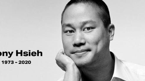 'Triệu phú bán giày' Tony Hsieh qua đời ở tuổi 46