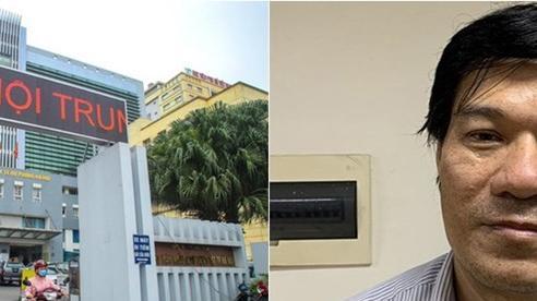 Nguyên giám đốc CDC Hà Nội Nguyễn Nhật Cảm và đồng phạm sắp hầu toà