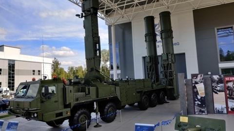 Tướng Nga tiết lộ thời hạn chính thức tiếp nhận S-500 Prometheus