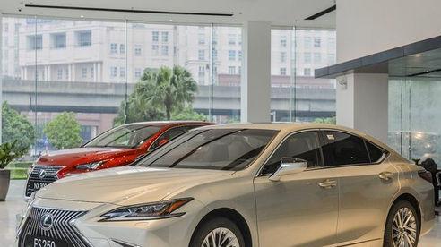 Lexus ES 2021 về Việt Nam , giá từ 2,54 tỷ đồng