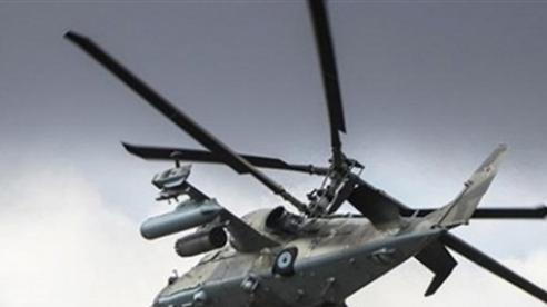 Trực thăng Nga trang bị tên lửa 'không có loại tương tự'