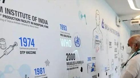 Hãng sản xuất của Ấn Độ chuẩn bị xin cấp phép sử dụng khẩn cấp vaccine Covid-19