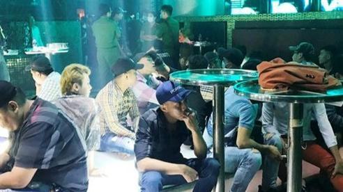 Tiếp tục phát hiện 64 người dương tính với ma túy tại quán bar New Club