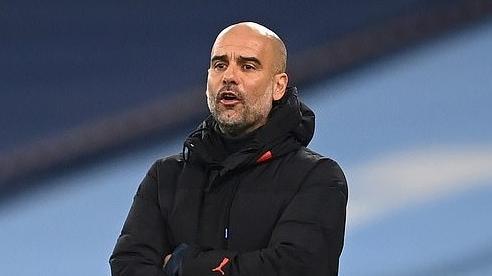 Pep Guardiola tuyên bố đáng lo về Man City