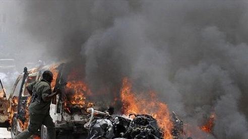 Ít nhất 7 người thiệt mạng trong vụ đánh bom tại Somalia