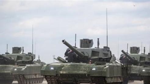 Mỹ dạy robot chiến đấu với Armata