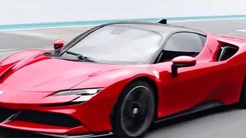 Siêu xe siêu tiết kiệm là đây: Ferrari SF90 Stradale mạnh gần 1.000 mã lực, chạy hơn 1.100 km với một bình xăng