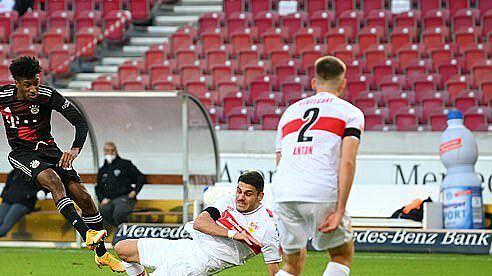 Bayern thắng chật vật trước CLB mới thăng hạng
