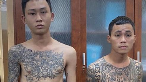 Bắt 2 thanh niên dùng súng AK bắn người khi hỗn chiến ở Kon Tum