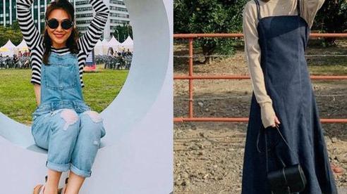 3 kiểu đồ các mỹ nhân không tuổi mặc thì đẹp, chị em 30+ bắt chước theo thì dễ thành lạc quẻ