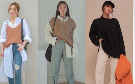 Phối đồ cá tính, hiện đại với thời trang 'oversize'
