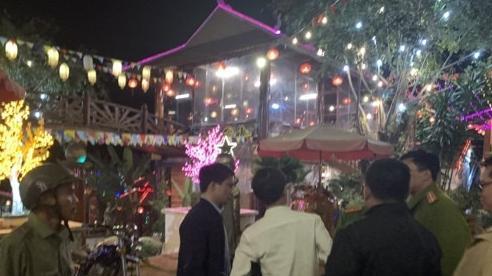 Một phóng viên bị chém vào lưng sau khi dự tiệc thôi nôi ở Gia Lai