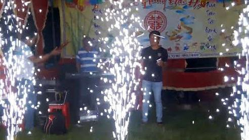 Người dân chỉ được sử dụng pháo hoa không gây ra tiếng nổ dịp lễ, Tết, sinh nhật, đám cưới