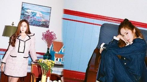 Giật mình với doanh thu hơn 414 tỷ đồng của thương hiệu thời trang do Jessica Jung cầm trịch