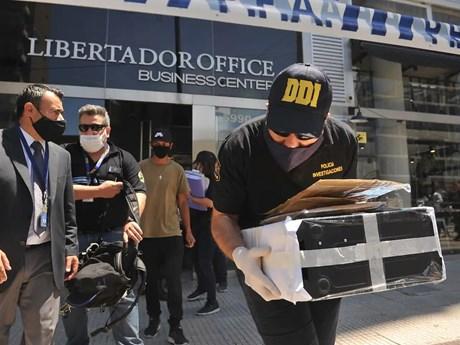 Thu giữ hồ sơ y tế để điều tra về cái chết của huyền thoại Maradona