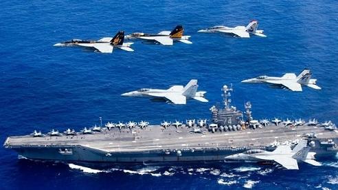 Báo cáo sức mạnh quân sự Mỹ: Toàn chỉ số 'thường', 'yếu'