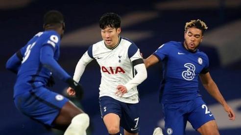 Chelsea và Tottenham bất phân thắng bại