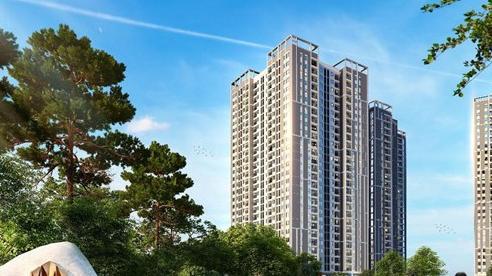 Dự án căn hộ sở hữu công viên xanh 4.000m2 ngay trung tâm Hà Nội