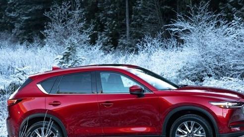 Mazda CX-5 theo chân Mazda3 sang hóa, có thêm động cơ 6 xy-lanh