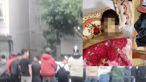 Hà Nội: Phát hiện phụ nữ lõa thể tử vong ở nhà nghỉ, bắt khẩn cấp nghi can giết người