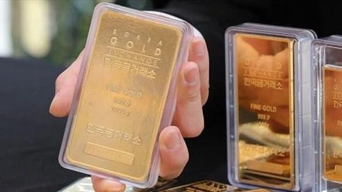 Giá vàng châu Á phục hồi từ mức thấp của 5 tháng trong chiều 1/12