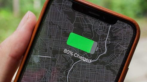 Sạc iPhone đến 80% sẽ giúp tăng tuổi thọ pin, nhưng làm sao để nhận được thông báo ngay lúc ấy?
