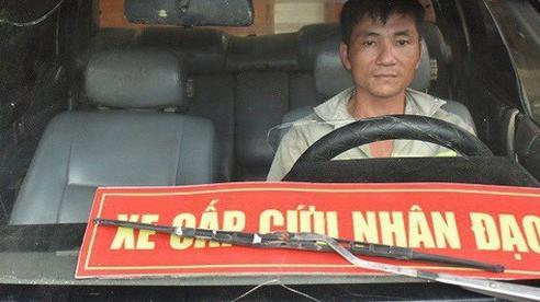 Chuyến xe '0 đồng' của anh nông dân chở hàng trăm bệnh nhân nghèo đi cấp cứu