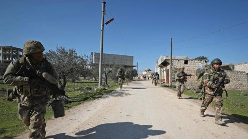 Tình hình chiến sự Syria mới nhất ngày 1/12: Thổ Nhĩ Kỳ tăng cường tấn công SDF