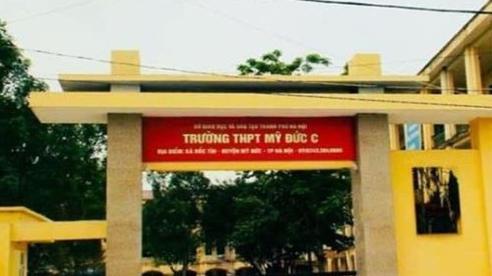 Vụ học sinh Hà Nội vác dao đến trường truy đuổi bạn: Từng đánh nhau bên ngoài
