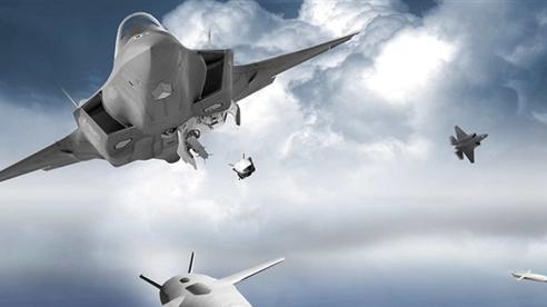Nhật mua tên lửa tàng hình cho F-35