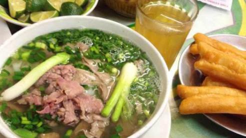 4 món ăn sáng nổi tiếng Hà Nội nhất định bạn phải thử