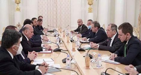 Nga đang vào Iraq bằng 'cổng lớn'